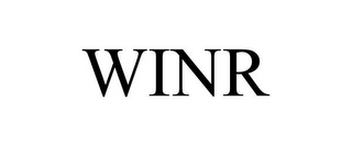 mark for WINR, trademark #85701274