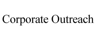 mark for CORPORATE OUTREACH, trademark #85701317