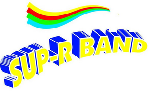 mark for SUP-R BAND, trademark #85701339