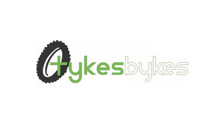 mark for TYKESBYKES, trademark #85701784