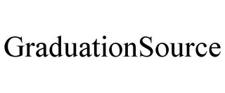 mark for GRADUATIONSOURCE, trademark #85701952