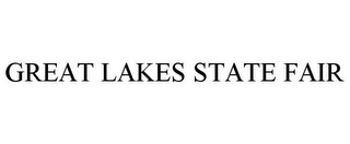 mark for GREAT LAKES STATE FAIR, trademark #85701995