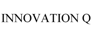 mark for INNOVATION Q, trademark #85702166
