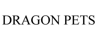 mark for DRAGON PETS, trademark #85702350
