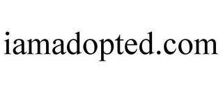 mark for IAMADOPTED.COM, trademark #85702596