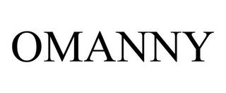 mark for OMANNY, trademark #85702704