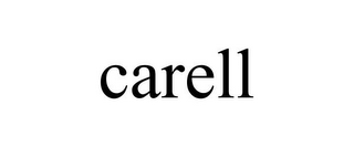 mark for CARELL, trademark #85702712
