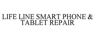 mark for LIFE LINE SMART PHONE & TABLET REPAIR, trademark #85702744