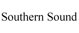 mark for SOUTHERN SOUND, trademark #85702804