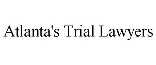 mark for ATLANTA'S TRIAL LAWYERS, trademark #85702917