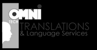 mark for OMNI TECH TRANSLATIONS & LANGUAGE SERVICES, trademark #85703011