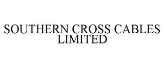 mark for SOUTHERN CROSS CABLES LIMITED, trademark #85703074