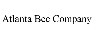 mark for ATLANTA BEE COMPANY, trademark #85703083