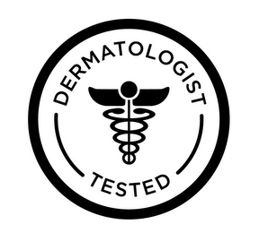 mark for DERMATOLOGIST TESTED, trademark #85703090