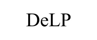 mark for DELP, trademark #85703240