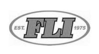 mark for EST. FLI 1975, trademark #85703292