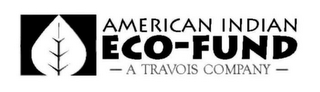 mark for AMERICAN INDIAN ECO-FUND A TRAVOIS COMPANY, trademark #85703430
