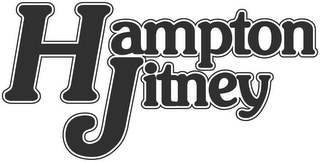 mark for HAMPTON JITNEY, trademark #85703441