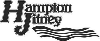 mark for HAMPTON JITNEY, trademark #85703522