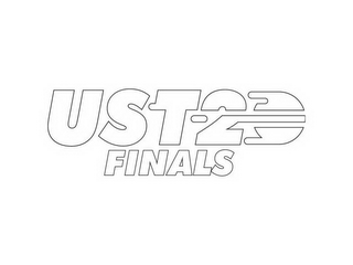 mark for UST-20 FINALS, trademark #85703539