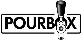 mark for POURBOX, trademark #85703923