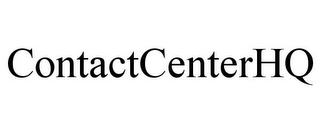 mark for CONTACTCENTERHQ, trademark #85703941