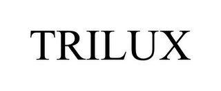 mark for TRILUX, trademark #85704050