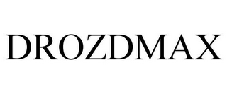 mark for DROZDMAX, trademark #85704066