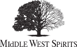 mark for MIDDLE WEST SPIRITS, trademark #85704117