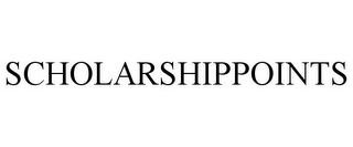 mark for SCHOLARSHIPPOINTS, trademark #85704330