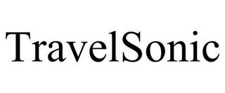 mark for TRAVELSONIC, trademark #85704355