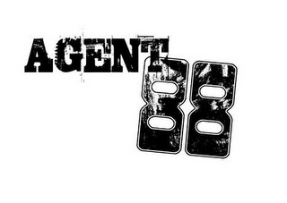 mark for AGENT 88, trademark #85704787