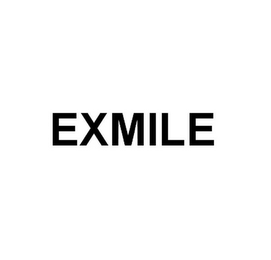 mark for EXMILE, trademark #85704903