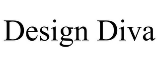 mark for DESIGN DIVA, trademark #85705088
