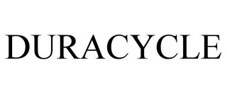mark for DURACYCLE, trademark #85705091