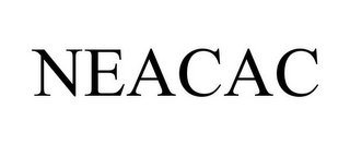mark for NEACAC, trademark #85705237