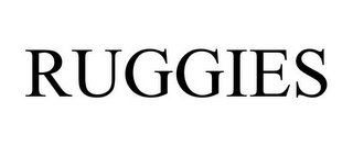 mark for RUGGIES, trademark #85705413