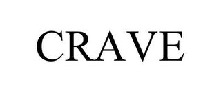 mark for CRAVE, trademark #85705496