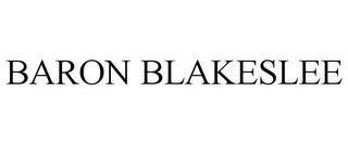 mark for BARON BLAKESLEE, trademark #85705655