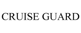 mark for CRUISE GUARD, trademark #85705726