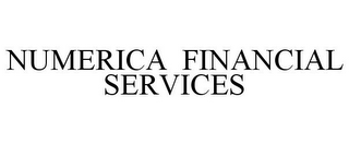 mark for NUMERICA FINANCIAL SERVICES, trademark #85705844