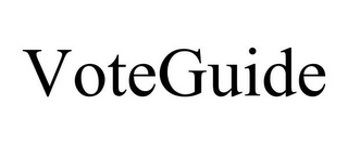 mark for VOTEGUIDE, trademark #85705962