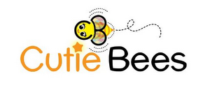 mark for CB CUTIE BEES, trademark #85706129