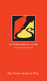 mark for S STORYBOX INK THE POWER OF ART AT PLAY WWW.STORYBOXINK.COM, trademark #85706157