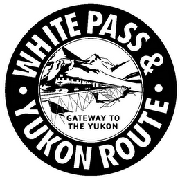 mark for GATEWAY TO THE YUKON WHITE PASS & ·YUKON ROUTE·, trademark #85706245