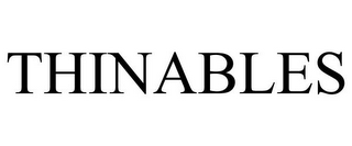 mark for THINABLES, trademark #85706275