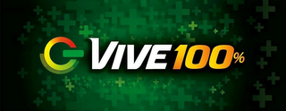 mark for VIVE100%, trademark #85706670