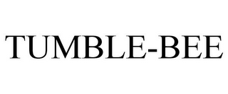 mark for TUMBLE-BEE, trademark #85706675