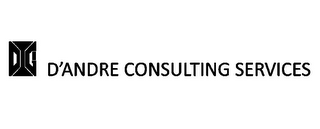 mark for DIG D'ANDRE CONSULTING SERVICES, trademark #85706867