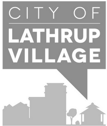 mark for CITY OF LATHRUP VILLAGE, trademark #85707160